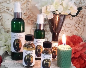 Absinthe Body & Linen Spray, The Green Fairy, Absinthe Room Spray