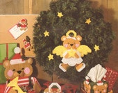 Its Bearly Christmas in Plastic Canvas Leisure Arts designs by Dick Martin