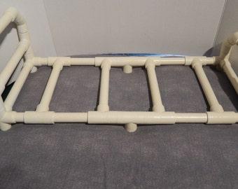 18 inch doll beds etsy. Black Bedroom Furniture Sets. Home Design Ideas