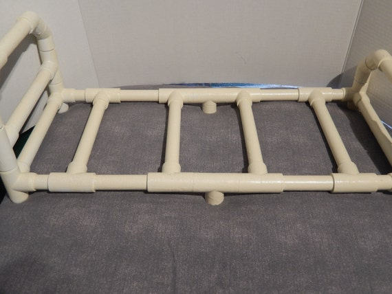 headboard and frame set items similar to 18 inch doll bed frame and bedding on etsy 15533