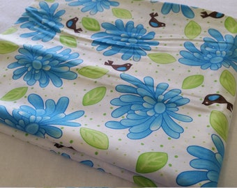 Birdie fabric - me and my sister designs - end of bolt - OOP VHTF