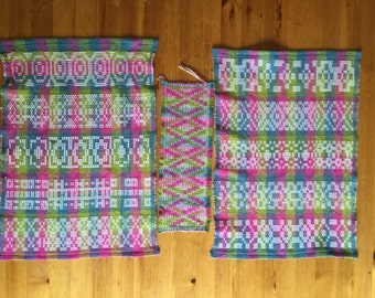 Summer & Winter for the Rigid Heddle:  A Tutorial in Towels Digital Download
