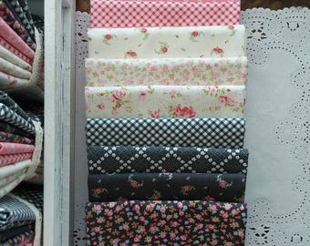 Guernsey Fat Quarter Bundle - Handcut - Custom Bundle