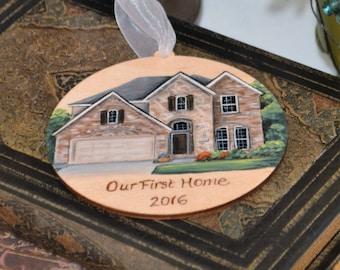 Custom House Painting, Ornament