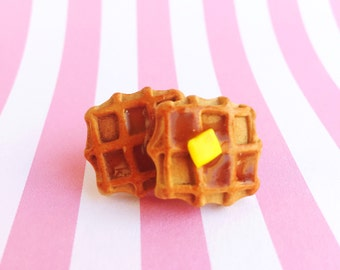 Scented Double Waffle Pin!