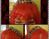 Turkoman Button Headband