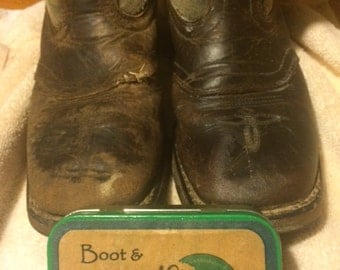 Boot & Leather Oil