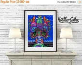 50% Off Today- Mexican Folk Art (HG621)