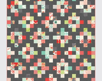Cakewalk Pattern by Thimble Blossoms Cakewalk Quilt Pattern Layer Cake Quilt Pattern Free Shipping US