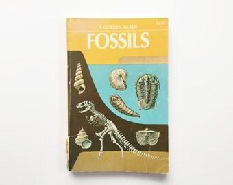 Fossils, Golden Nature Guide, 1962