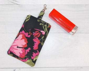 Cutie Pie Pouch • Jujube • Blooming Romance • Credit Cards • Chap Stick • Earbuds • Keys • Hand Sanitizer • Floral • READY TO SHIP!