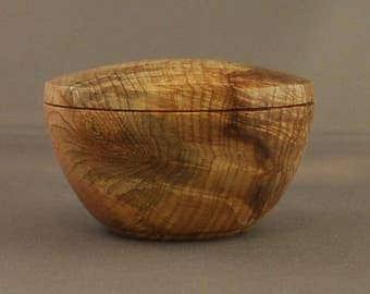 Threaded Maple Box