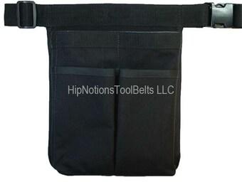 Ipad Mini Otterbox Black Cordura Nylon 3 Pocket HipNotions Tool Belt