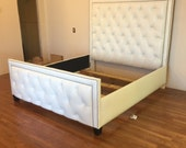 Tufted Bed King Nail Head Trim CUSTOM ORDER For EMILY