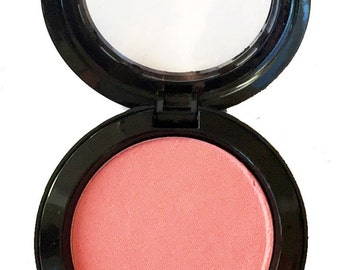 Botanical Blush - All Natural - Organic Ingredients - Toxin Free - Lead Free - Talc Free - Vegan - Cruetly Free