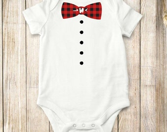 Bowtie onesie, Shirt,  bodysuit, children clothing, baby, tops,shirt