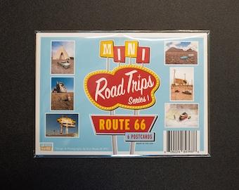 Mini Road Trips Route 66 - Postcard set of 6 (Series I)