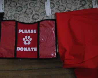 RESERVED for MICHELLE - Medium Donation Vest
