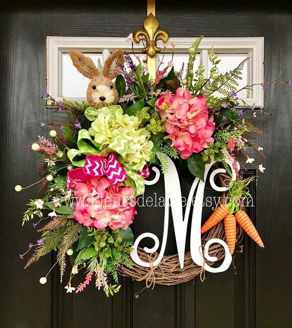 Last One Easter Door Wreaths Easter Wreath Front Door