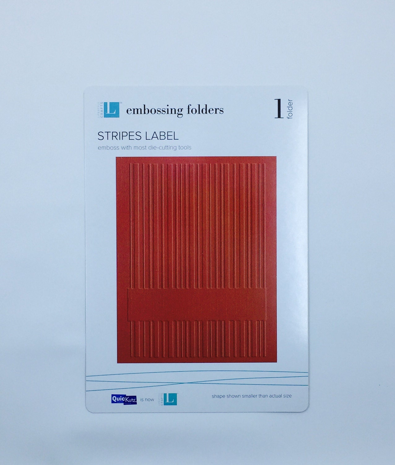 Lifestyle crafts embossing folders -  3 75