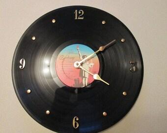 SUPERTRAMP record CLOCK