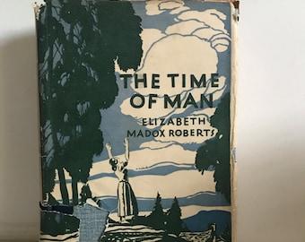The Time of Man - 1926 Hardback