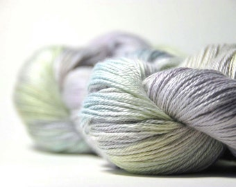 Cashmere Silk in Northern Dusk - One of a Kind
