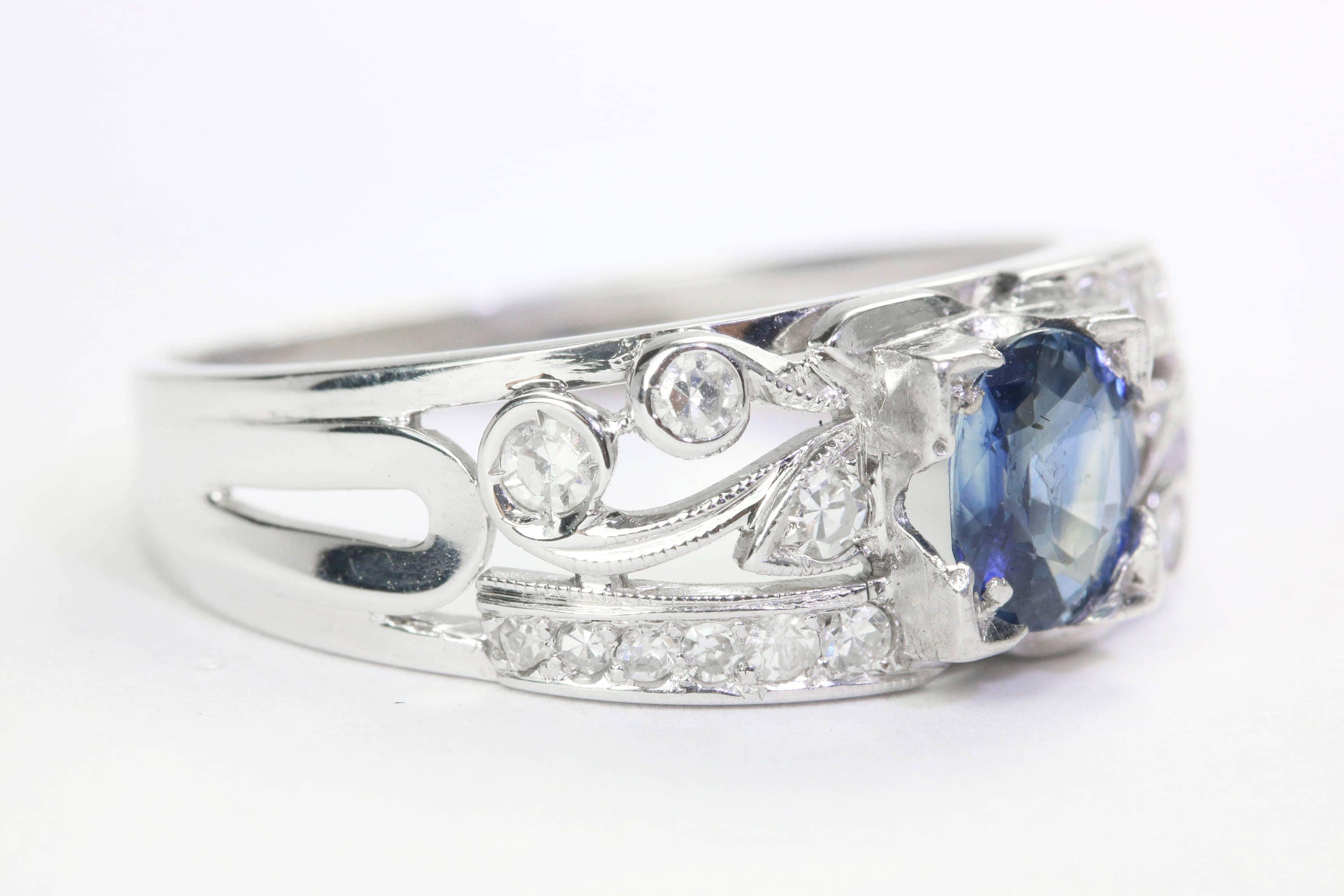 products solitaire b the infinity proposal diamond in gold white ring jewellerists sapphire wedding