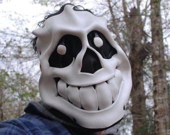 Sans Leather Mask
