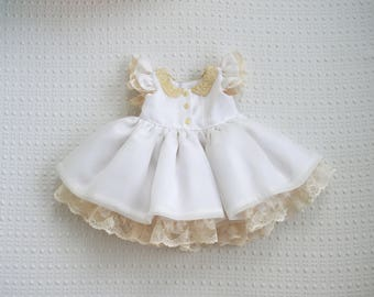 Martha Dress with Petticoat
