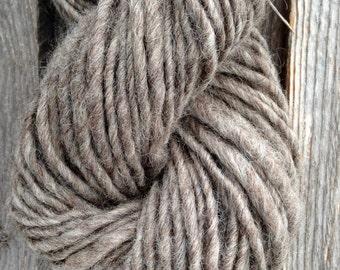 Handspun Yarn Farm Wool All Natural