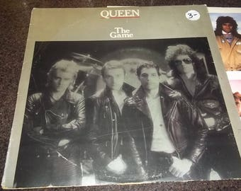 Queen Record - 1980 - with Another One Bites the Dust, Crazy Little Thing Called Love and more!