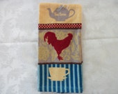 RESERVED for WOHLDO123 Four Hanging Double Kitchen Towel  Crochet Hanging Kitchen Towel