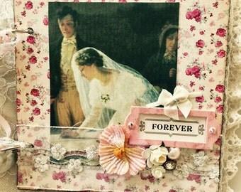 Vintage Wedding Album - Forever