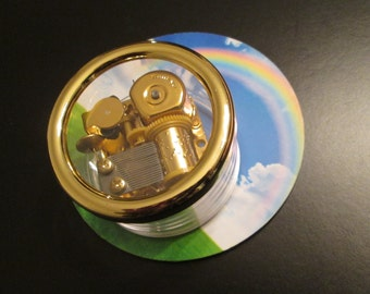 Somewhere Over The Rainbow - Carousel Music Box by Odyssey