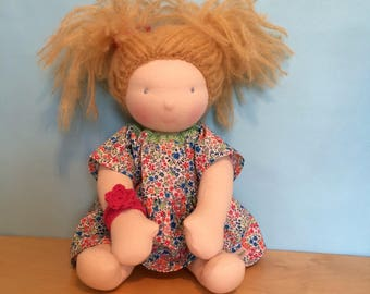 Waldorf Doll Rosemary Garden Dolls 16-inch Waldorf Doll Friend **Lucien**