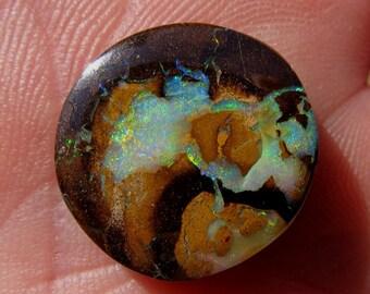 Australian Koroit Boulder Opal Cabochon -  18.4 ct