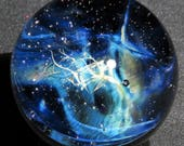 Star Collector Glass Marble