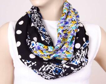 Infinity scarf ,scarf ,infinity scarf ,loop scarf ,