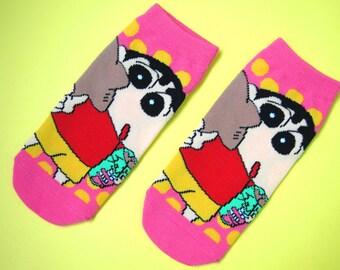 Crayon Shin-chan socks