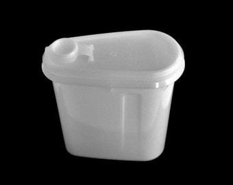 Small Tupperware Pitcher 1 Qt Beverage Buddy 792 jug, 793 lid