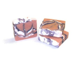 Sale Paradise Soap with Shea Butter, Cold Processed Soap, Soft Jasmine, Island Plumeria with a hint of Shaved Coconut