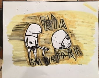 Bia Bia (original drawing)
