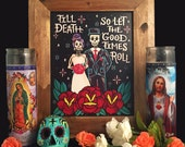 Day of the Dead - Bride and Groom!