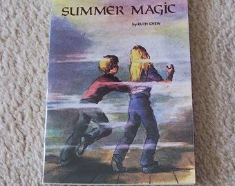 Summer Magic Vintage Children's Book - Ruth Chew