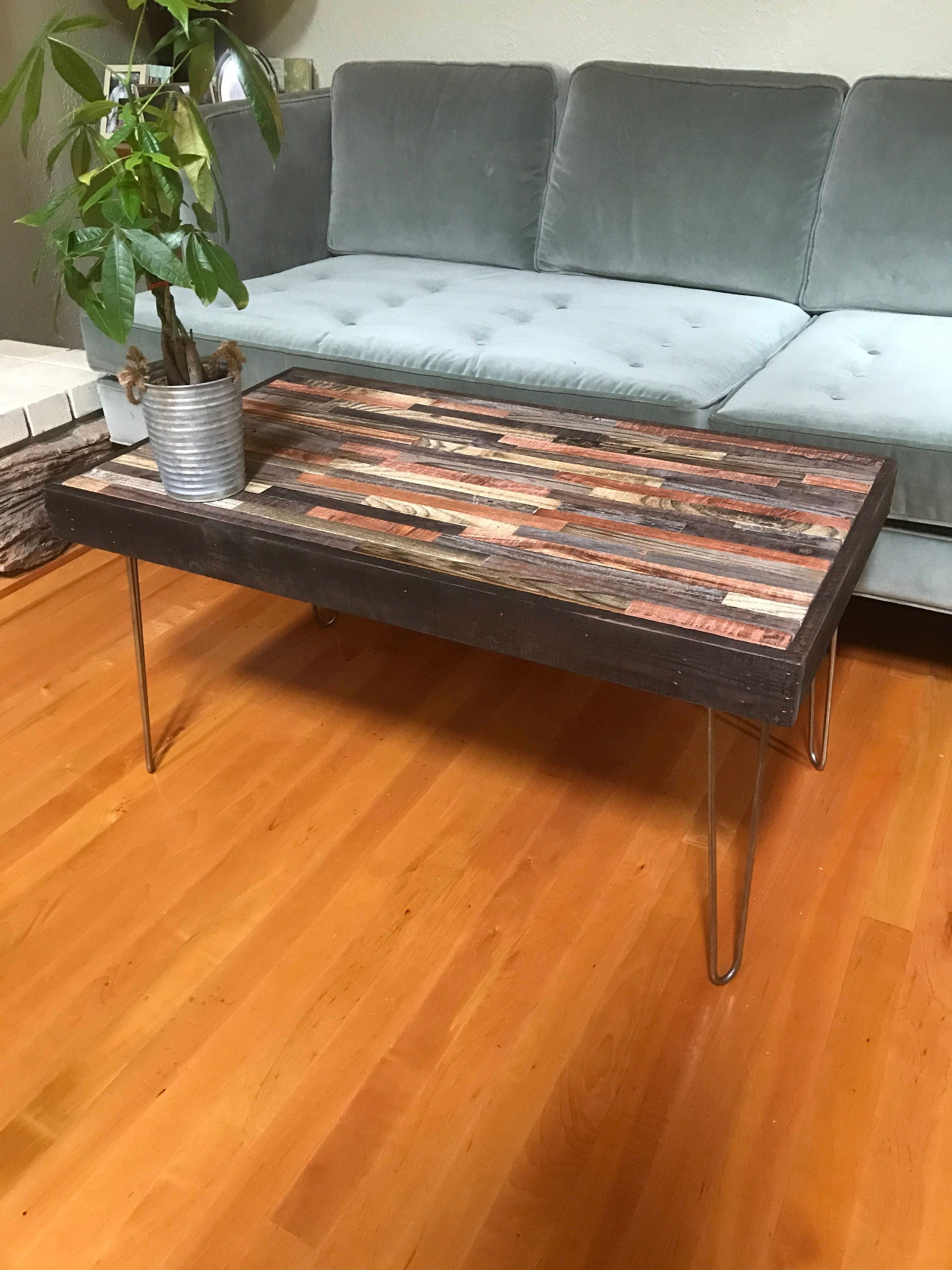 SALE Various Sizes of Barnwood Coffee and End Tables