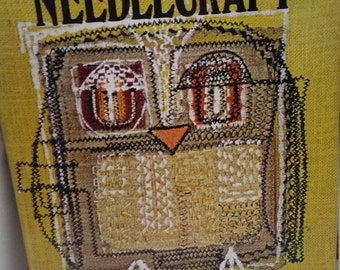 Newnes Complete Needlepoint Book Vintage
