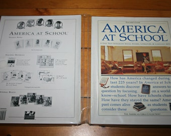 The American Girls Collection - Teacher's Guide - America at School