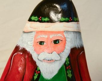 Cypress Knee Santa Claus