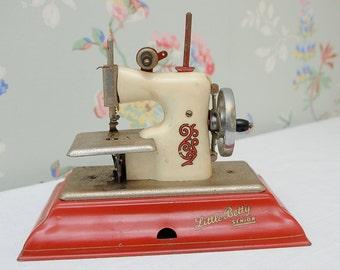 Little Betty Senior Toy Sewing Machine